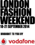 London Fashion Weekend Vodafone