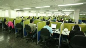 Philippine call centre