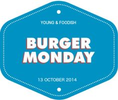Young & Foodish Burger Monday