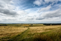 DixonsCarphone Race to The Stones 2015 Base Camp view - Day 1