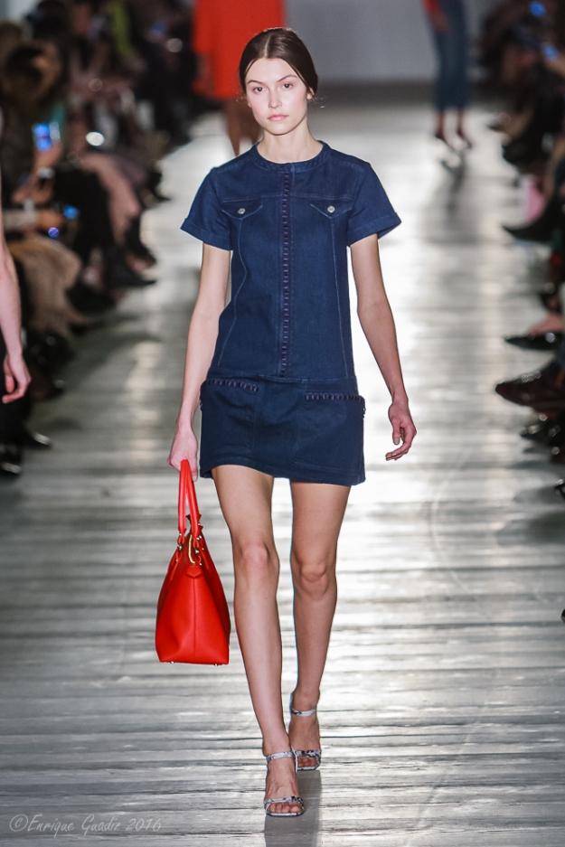 London Fashion Weekend 2016.