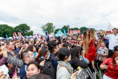 4th Impact - with the crowd