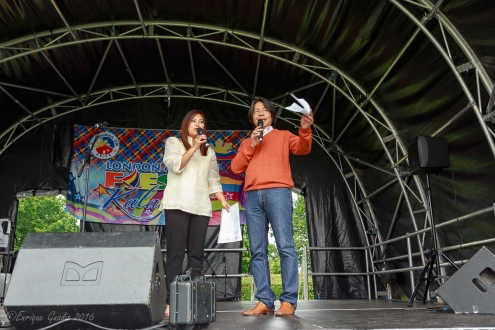 118th Philippine Independence Day, Morden Fiesta, London, UK.