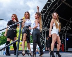 4th Impact - Barrio Fiesta sa London