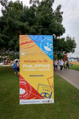 Philippine Tourism Weekend #PhFunLondon