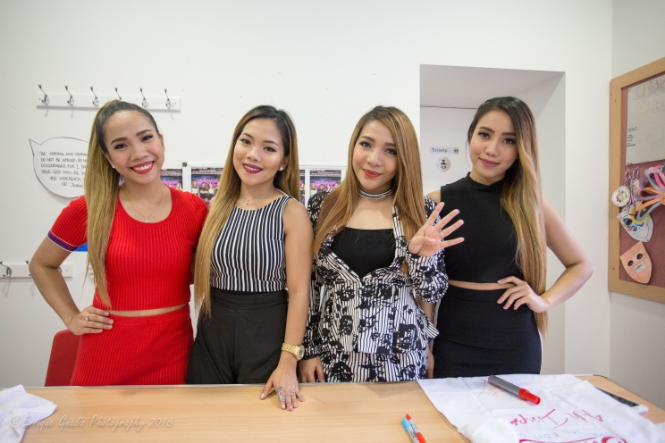 4th Impact Anniversary event meet and greet