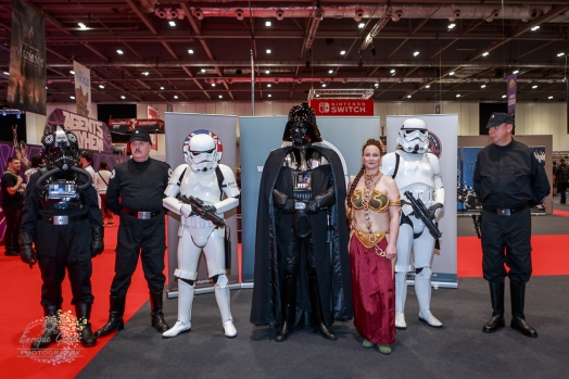 MCM Comic Con 2017 Excel, London
