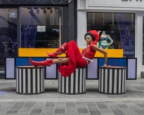 Bond Street Fashion Flashmob